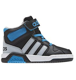 Adidas BB9TIS Mid zwart sneakers kids junior