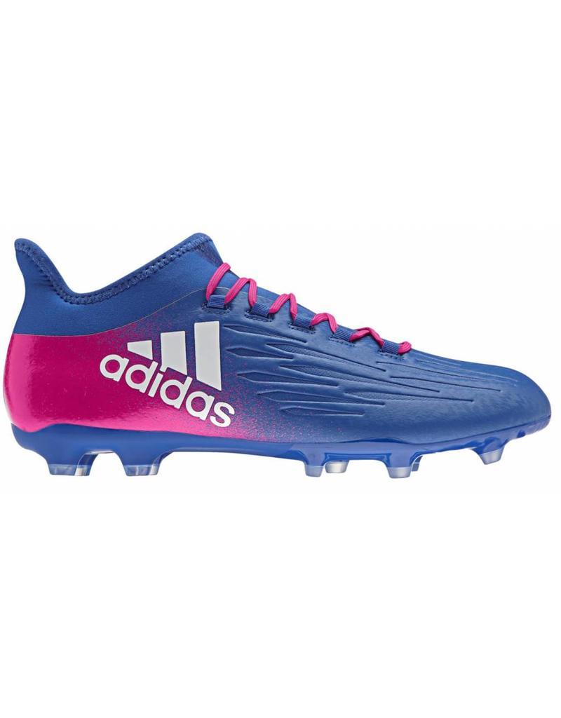 Adidas Adidas X 16.2 FG blauw voetbalschoenen heren