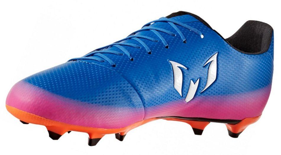 Adidas Adidas 16.3 FG blauw voetbalschoenen heren