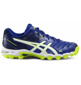 Asics Gel Hockey Typhoon 2 blauw hockeyschoenen heren