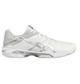 Asics Gel Solution Speed 3 clay wit tennisschoenen heren