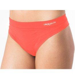 Underun String oranje sportondergoed dames