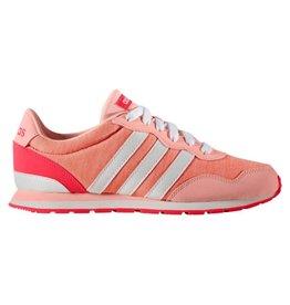 Adidas V Jog K roze sneakers meisjes
