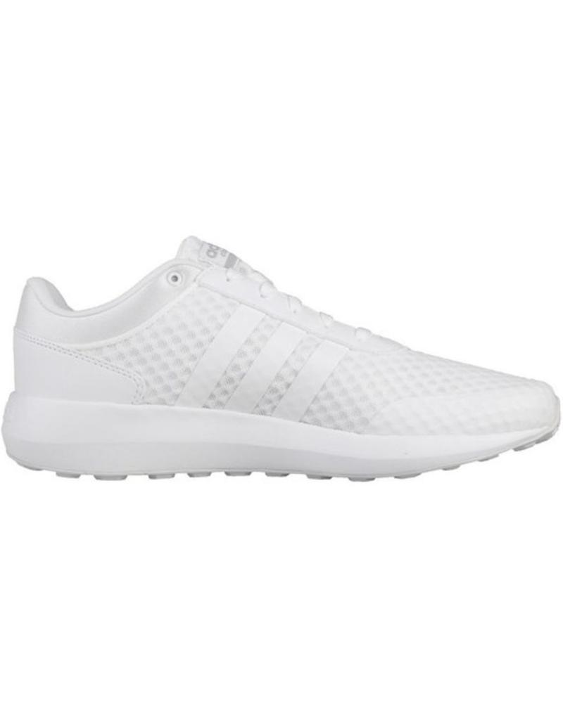 Adidas Adidas Cloudfoam Race wit sneakers heren