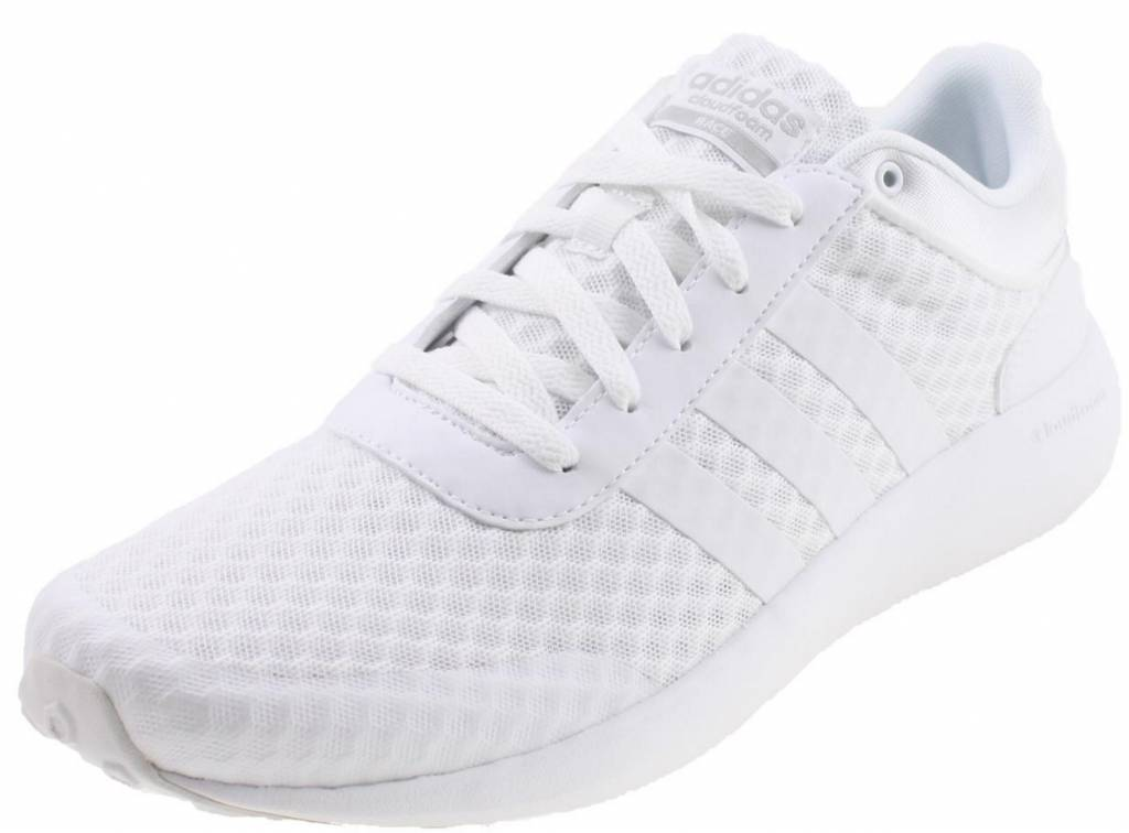 Adidas Adidas Cloudfoam Race wit sneakers heren