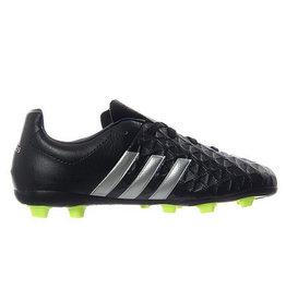 Adidas Ace 15.4 FxG J zwart voetbalschoenen kids