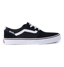 Vans YT Chapman Stripe zwart sneakers kids