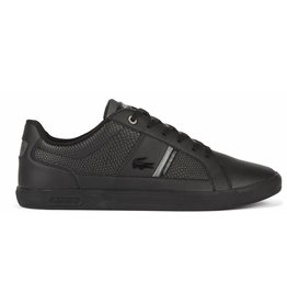 Lacoste Europa 417 1 zwart sneakers heren