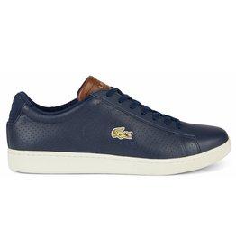 Lacoste Carnaby EVO 317 6 blauw sneakers heren