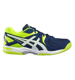 Asics Gel Hunter 3 blauw indoor schoenen heren