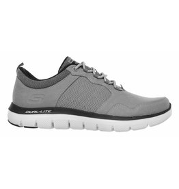 Skechers Flex Advantage 2.0 Dali grijs sneakers heren