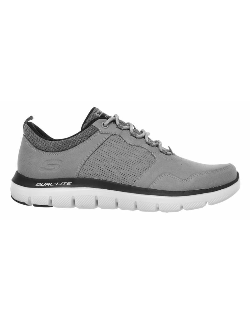 Skechers Gris Avantage Flex Taille 45 Chaussures Pour Hommes hNK8Go