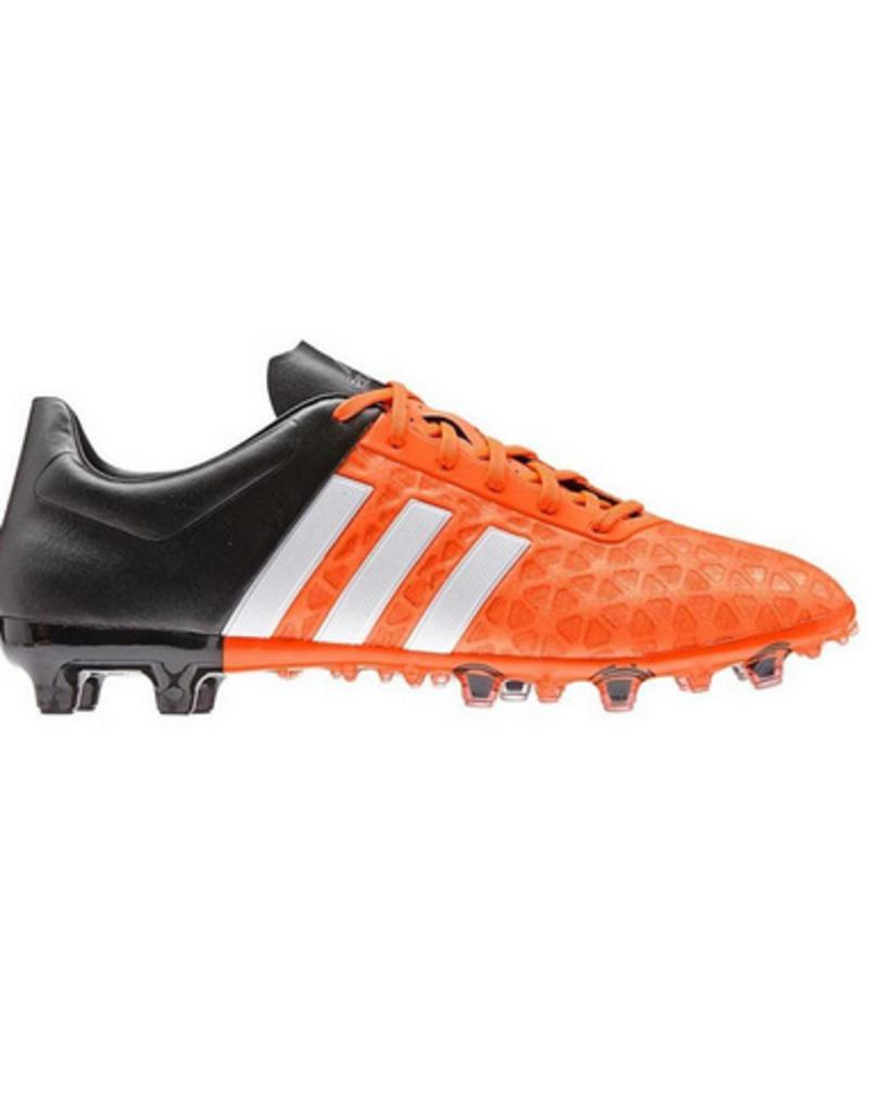 Adidas Adidas Ace 15.1 FG/AG zwart oranje voetbalschoenen heren (S83209)
