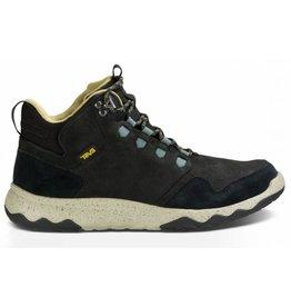 Teva M Arrowood Lux Mid WP zwart wandelschoenen heren