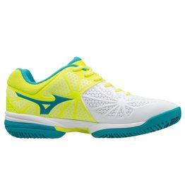Mizuno Wave Exceed Tour 2 CC wit tennisschoenen dames