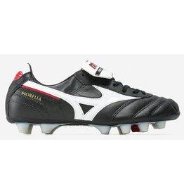 Mizuno Morelia II MD FG zwart voetbalschoenen heren
