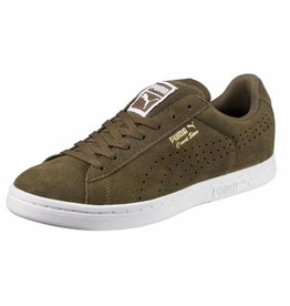 Puma Court Star Suede groen sneakers heren