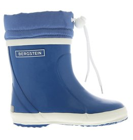 Bergstein Winterboot jeans regenlaarzen uni