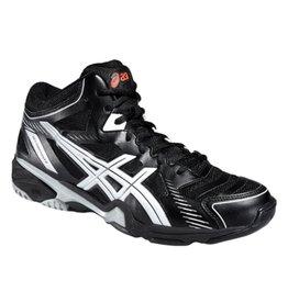 Asics Gel Crossover 5 zwart indoor korfbalschoenen heren