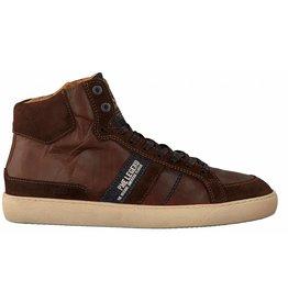 PME Legend Hawker Mid cognac casual schoenen heren