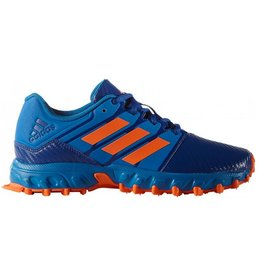 Adidas Hockey Junior blauw hockeyschoenen kids