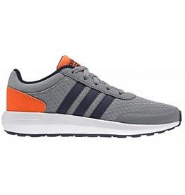 Adidas Cloudfoam Race grijs sneakers kids