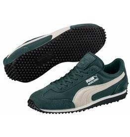 Puma Whirlwind Winterized groen sneakers heren