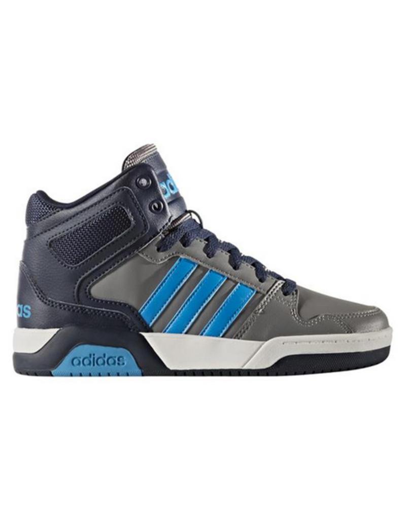 Adidas Adidas BB9TIS Mid grijs sneakers kids