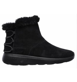 Skechers On The Go City Hibernate zwart winterlaarzen dames
