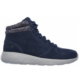 Skechers On The Go City North Ice blauw winterlaarzen dames