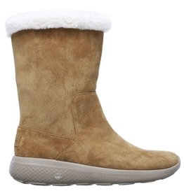 Skechers On The Go City Appealing beige winterlaarzen dames