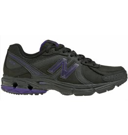 New Balance WW905AB leather zwart wandelschoenen dames
