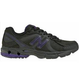 New Balance WW905B leather zwart wandelschoenen dames