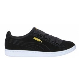 Puma Vikky Ribbon zwart sneakers dames