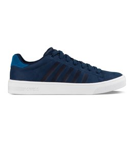 K-Swiss Court Frasco blauw sneakers heren