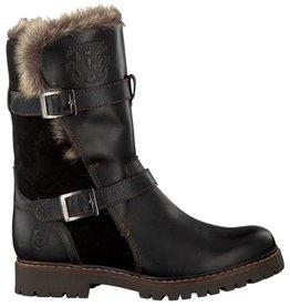 McGregor Brandy zwart hoge laarzen dames