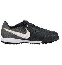 Nike Jr Tiempo X Ligera IV TF zwart voetbalschoenen kids