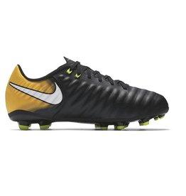 Nike Jr Tiempo X Ligera IV FG zwart voetbalschoenen kids