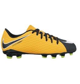 Nike Jr Hypervenom Phelon III FG oranje voetbalschoenen kids