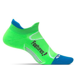 Feetures Elite Light Cushion groen sportsokken uni