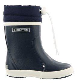 Bergstein Winterboot donkerblauw regenlaarzen uni
