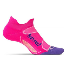 Feetures Elite Light Cushion roze sportsokken dames