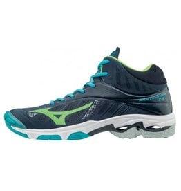 Mizuno Wave Lightning Z4 Mid blauw volleybalschoenen heren