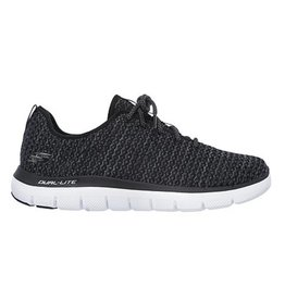 Skechers Flex Advantage 2.0 cravy zwart (BKW) sneakers heren