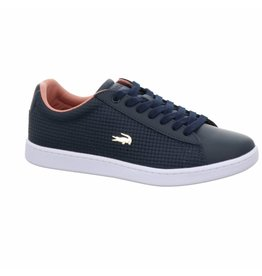 Lacoste Carnaby EVO 118 5 SPW blauw sneakers dames