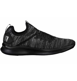 Puma Ignite Flash EvoKNIT zwart sneakers dames