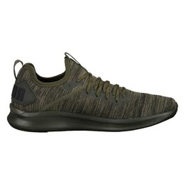 Puma Ignite Flash EvoKNIT groen sneakers heren