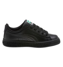 Puma Basket Classic LFS PS zwart sneakers kids