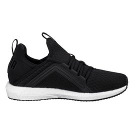Puma Mega NRGY AC PS zwart sneakers peuters