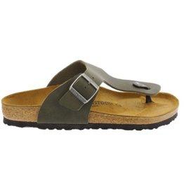 Birkenstock Ramses groen slippers heren